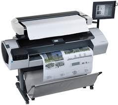 HP Designjet T1200 HD MFP
