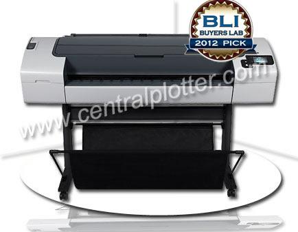 Rental Plotter HP Designjet T790