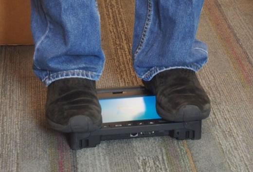 Rugged Tablet Durabook CA10