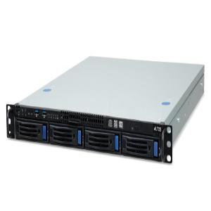 Altos Altos R320_F5 - Intel Xeon E2234, 8GB ECC DDR4, 2TB NL-SAS HDD, Full Feature SAS Card, DVDRW, RPSU, No OS