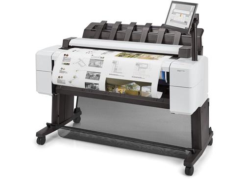 HP Designjet T2600 36-in PostScript Multifunction Printer