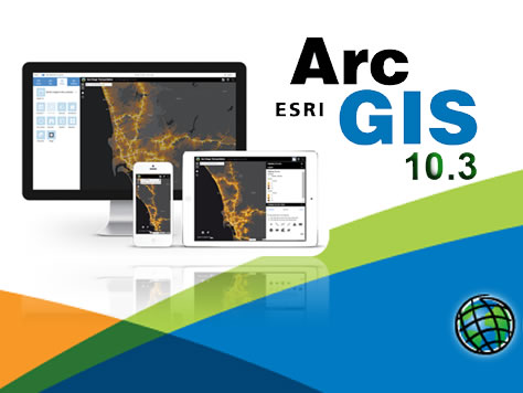 Software Arcgis 10.3