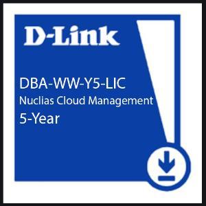 D-link Cloud AP License, Nuclias 5-year (1825-day) License For Cloud AP