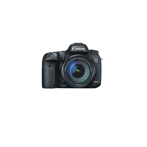 Canon Digital EOS 7D Mk II with lens 18 135 IS STM