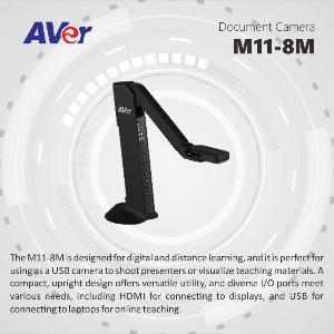 Aver Dokumen Kamera Aver Type M11-8M