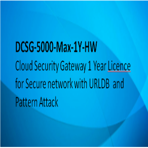 D-link License 1 Year Extended Warranty On 5000-Max Hardware