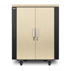 Apc NetShelter CX 18U Secure Soundproof Server Room In A Box Enclosure International