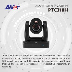 Aver Tracking Camera Aver Type PTC310H