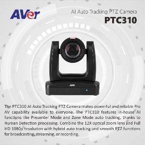 Aver Tracking Camera Aver Type PTC 310