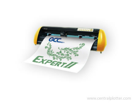 GCC Expert II Cutting Plotter