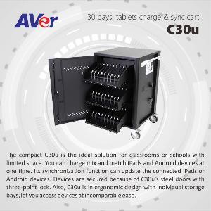 Aver Aver Box Charger Type C30U