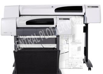 Rental HP Designjet 500