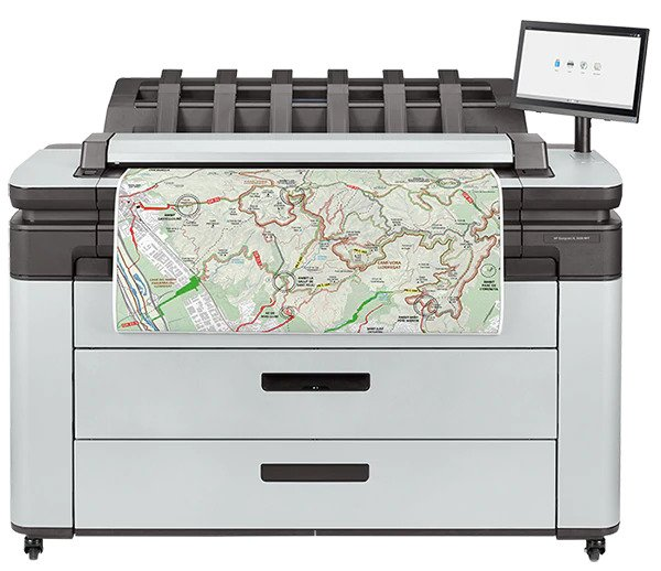 HP Designjet XL 3600 MFP 36-in