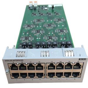 Alcatel Lucent Analog Interfaces Board SLI16-2