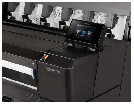 HP Designjet T2500 36-in PostScript
